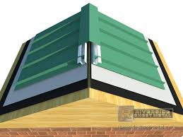 Types Of Roof Vents Pictures by Standing Seam Z Bar Ridge Vent Grey Bathrooms Pinterest