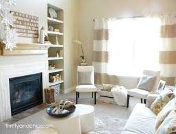 Best Family Room Curtains Images On Pinterest Home Curtains - Family room curtains ideas