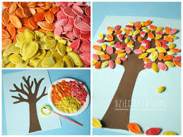 pumpkin seed kids fall art craft fall pinterest craft