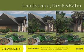 Landscape Deck Patio Designer Punch Landscape Deck And Patio Design V19 For