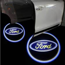 logo ford fiesta amazon com 2 x 5th gen led car door ghost shadow laser projector