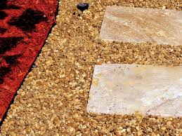 How To Lay Patio Pavers On Dirt by How To Build A Stone Path Hgtv