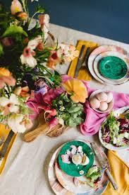 easter tabletop an easter tabletop inspired by paintings coco kelley