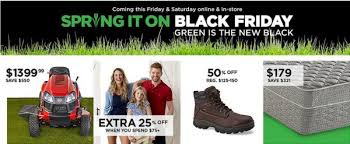black friday sales furniture stores sears spring black friday sale live now save on lawn mowers