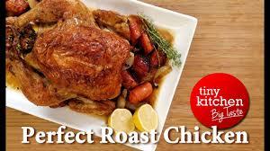 Chicken Piccata Ina Garten Ina Garten U0027s Perfect Roast Chicken Tiny Kitchen Big Taste Youtube