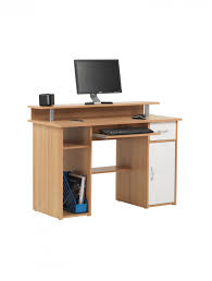 Beech Computer Desk Albany Computer Workstation Aw12362 Be 121 Office Furniture