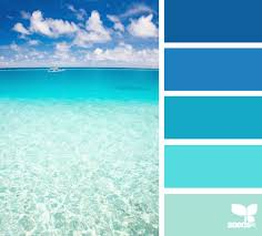 i would pin every ocean beach tropical color scheme ever created