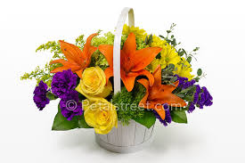 flower baskets beautiful flowers in baskets and boxes pt pleasant nj florist