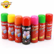 united states best selling party supplies kids silly string