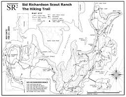 philmont scout ranch map sid richardson csites and information longhorn council home