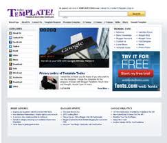 download desain majalah template blog mirip yahoo com template desain majalah berita 4