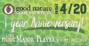 1 yr anniversary nature brewing the farm brewery s 1 yr anniversary party