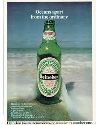 heineken beer cake 1974 advertisement heineken beer ocean u0027s apart 70s van