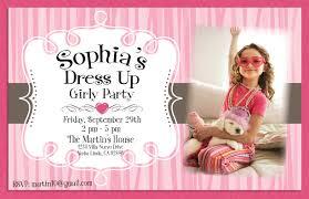 dress up birthday party invitations eysachsephoto com