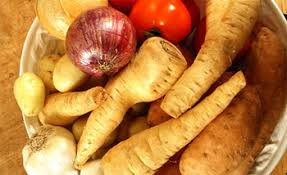 Green Root Vegetable - root vegetables