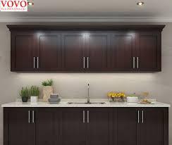 buy wood kitchen cabinets walnut wooden kitchen cabinet