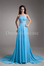 one shoulder prom dresses designs with bright colors u2013 designers