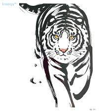 2017 sales design black tiger waterproof