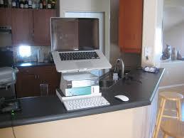 Laptop Desk Setup Standing Desk Al S