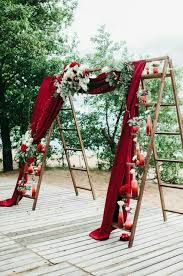 wedding backdrop accessories awesome wedding decoration ideas with fabric flower