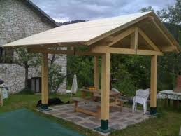 How To Build A Pergola Roof by 22 Free Diy Gazebo Plans U0026 Ideas To Build With Step By Step Tutorials