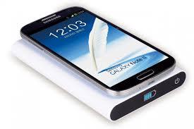 phone charger qi portable wireless charging pad and usb power bank 7000mah