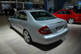 mercedes e class 2006 auction results and data for 2006 mercedes e class