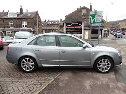 audi a4 1 8 t s line 4dr manual for sale in leeds andrew green