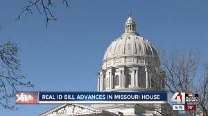 missouri house real id bill advances in missouri house youtube