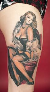 44 best ink pinup girls images on pinterest tattoos pin