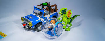 jurassic world jeep lego lego jurassic world archives hellobricks