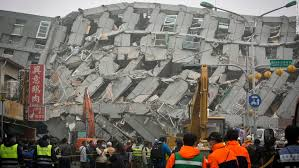 earthquake update taiwan earthquake 18 dead 505 injured by m 6 4 quake cnn