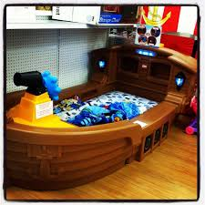 little tikes pirate ship toddler bed nursery and kid room ideas