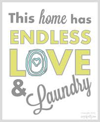 free printable art home decor free printable artwork endless love laundry now in more color