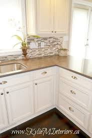 Kitchen Glazed Cabinets Best 10 Cream Cabinets Ideas On Pinterest Cream Kitchen