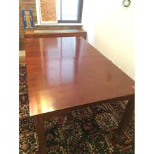 stickley brothers furniture harvey ellis dining table aptdeco