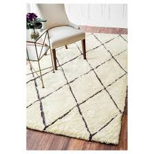 What Is A Tufted Rug Nuloom Hand Tufted Armitra Rug Target