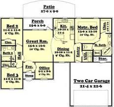 1500 Square Foot Ranch House Plans 1200 Square Feet 3 Bedrooms 2 Batrooms Floor Plans Pinterest