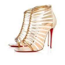 Images of Christian Louboutin Beige Pump