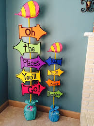 oh the places you ll go party oh the places you ll go sign