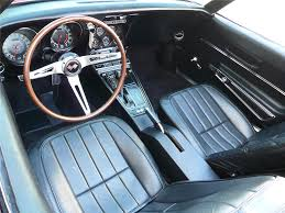 1968 corvette interior 1968 chevrolet corvette custom convertible 132950