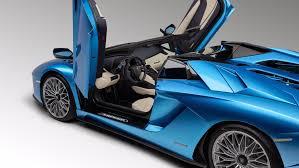 lamborghini aventador options lamborghini aventador s ditches its roof for 730 hp roadster