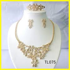 wedding necklace designs 18kgp dubai gold jewelry set wedding jewellery designs view