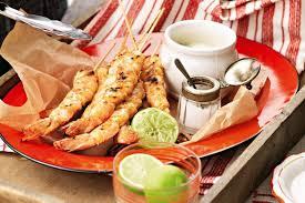smoky paprika smoky paprika garlic prawns with aioli