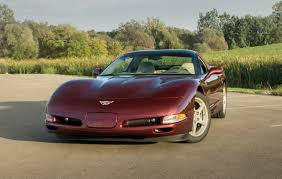 2003 50th anniversary corvette 3600 mile 2003 chevrolet corvette coupe 50th anniversary for sale