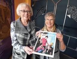 Seeking G2g Grandmothers Hosts Book Launch