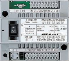 aiphone gt vbc video control unit for the gt system