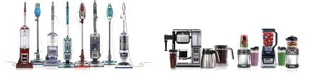 brands shark vacuums ninja kitchen appliances sharkninja