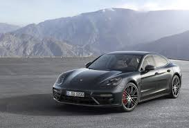 new porsche 4 door the fastest luxury sedan on earth 2017 porsche panamera turbo