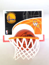 golden state warriors nba basketball cake decorations kit party